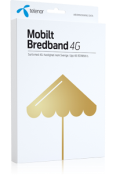 Telenor 4G Medium abonnemang